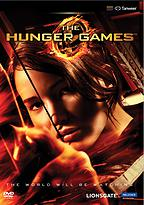 The Hunger Games - DVD Inlay