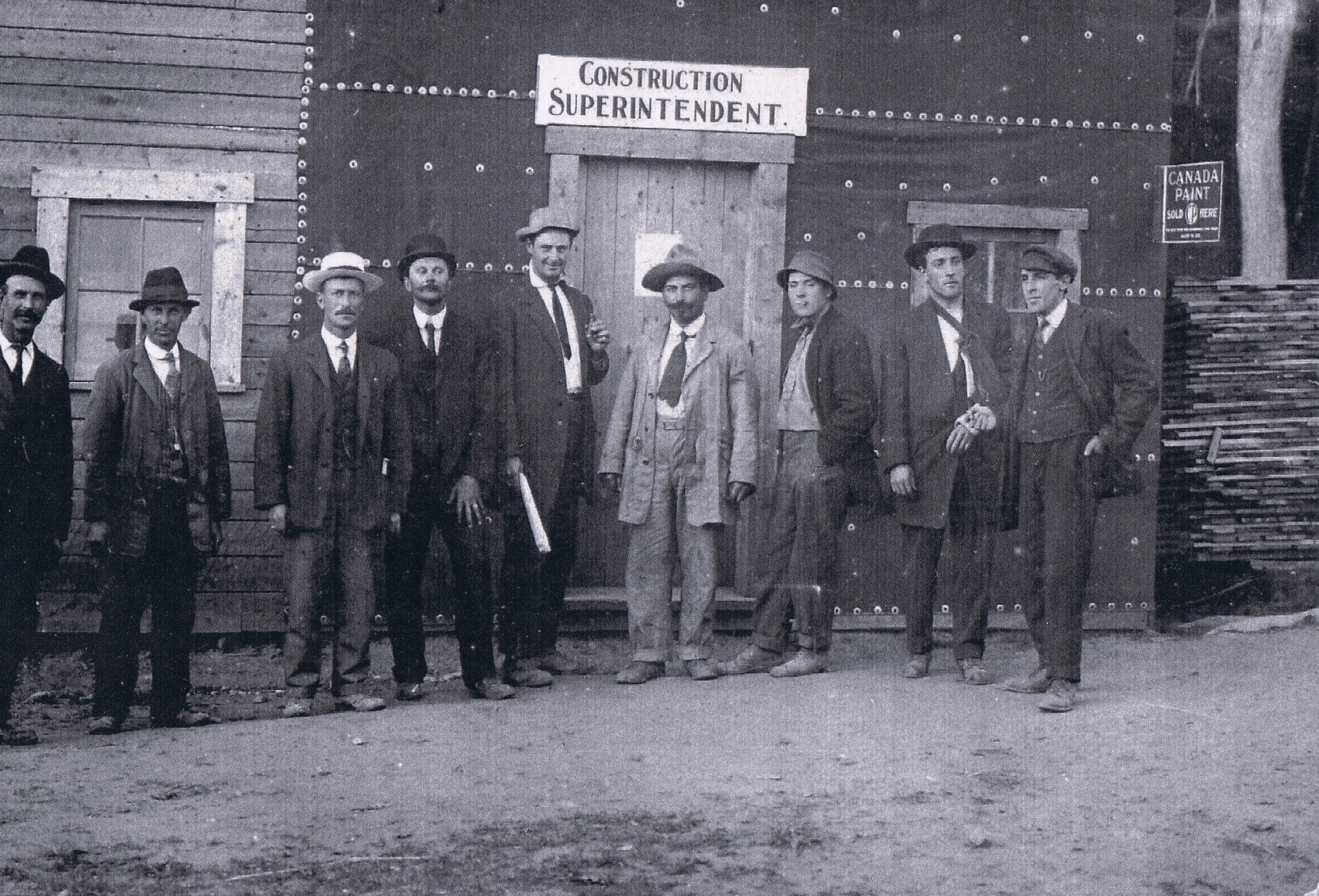 1912- Ingénieurs
