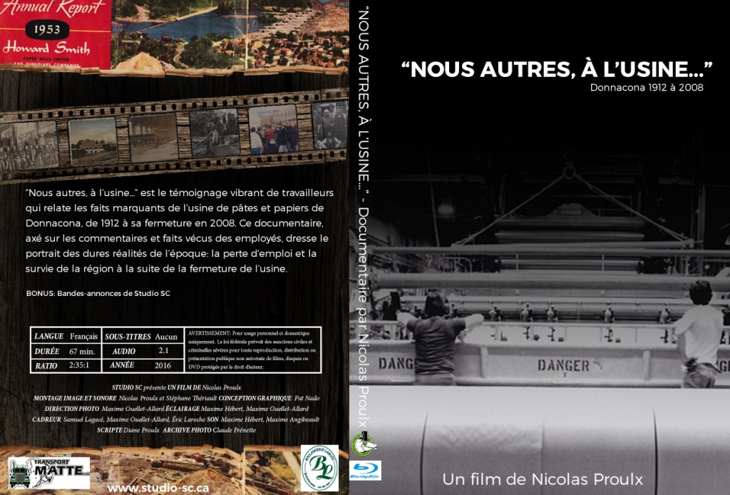 Pochette docu BluRaY